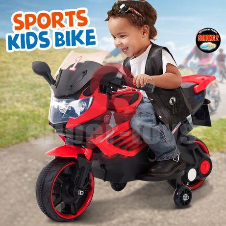Motor na akumulator POWER Idealny jako pierwszy motorek dla dziecka