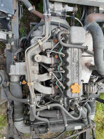 Motor nissan cabstar 3.0td bd30