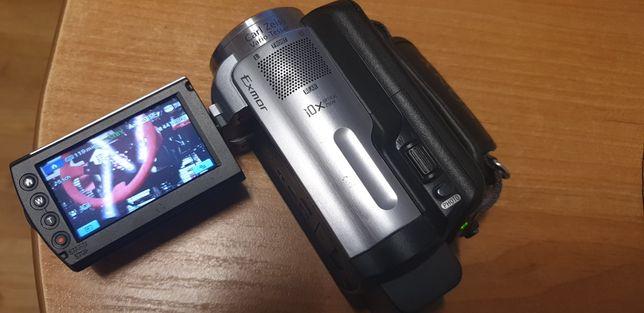 Kamera sony hdr-xr106 dysk 80gb.