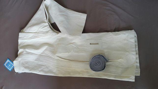 Кимоно (куртка+пояс) для Самбо, дзюдо, джиу-джитсу, единоборств