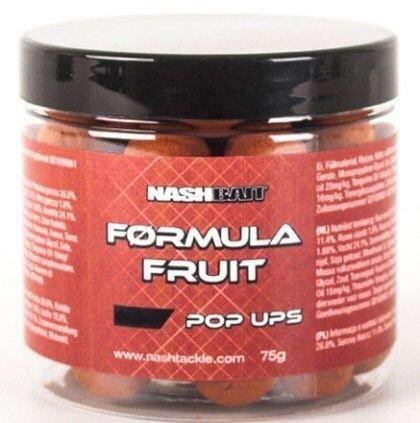 Плавающие бойлы NASH Formula Fruit ( смесь фруктов ) 15 мм, Англия