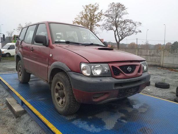 Nissan Terano 2.7 Tdi 2001 rok na części