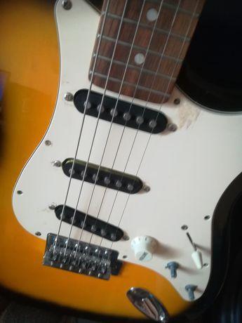 Gitara adelita stan dobry
