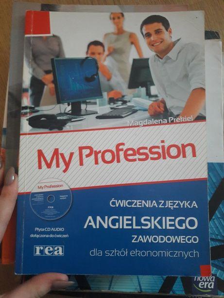 Ćwiczenia z języka angielskiego dla ekonomistów my profession