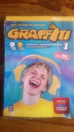 Graffiti 1,niemiecki dla gimn.NOWA!