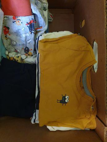 Ubranka od roz. 56-74