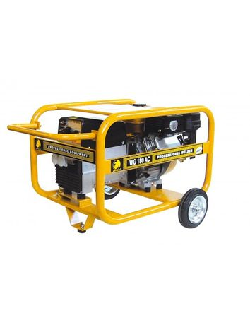 Gerador Monofásico Gasolina WG180AC