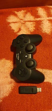 Pad do gier Gamepad Strike FX Black