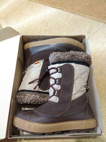 Зимние ботинки унисекс (Мальчик/девочка)