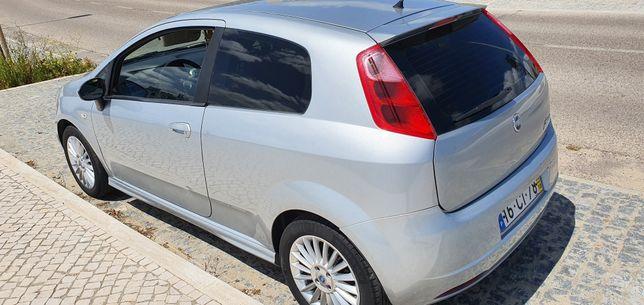Fiat grand punto 1.3 multijet  Van