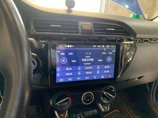 KIA RIO 4 X-linia 2016 - 2021 radio wyświetlacz navi android + carplay