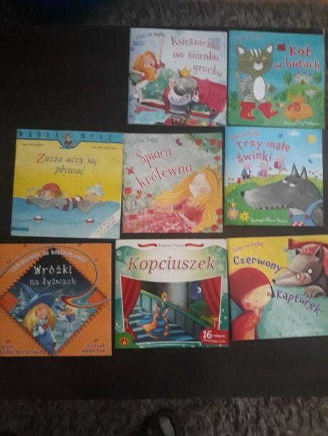 Książeczki Bajki dla dzieci
