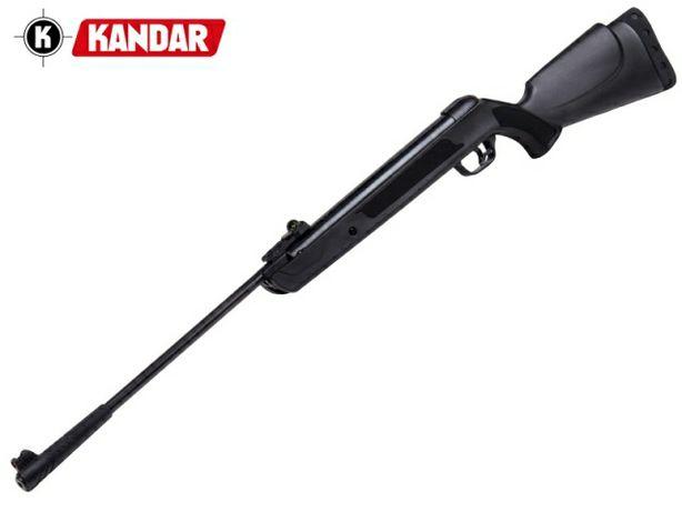 Wiatrówka Kandar LB600 polimerowa czarna kal.5.5mm