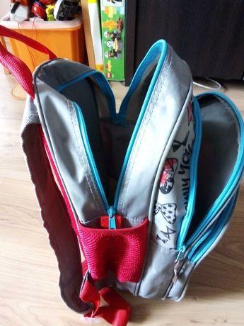 2 plecaki szkolne dziewczęce