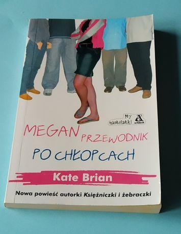 Megan przewodnik po chłopakach Kate Brian