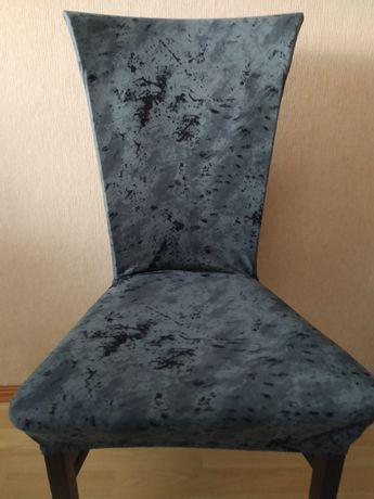 Pokrowce na krzesła 4 szt