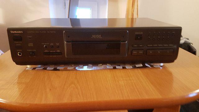 Technics cd SL PS 670D +pilot