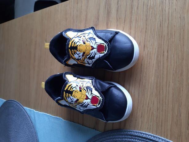 Buciki z tygrysem H&M