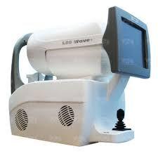 Авторефракератометр,абберометр,топограф,пупиллометрLuneau Visionix L80