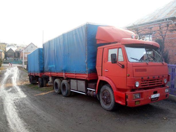 КАМАЗ 53212 Тент