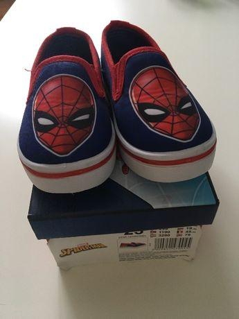Tenisówki Spiderman z CCC rozmiar 23