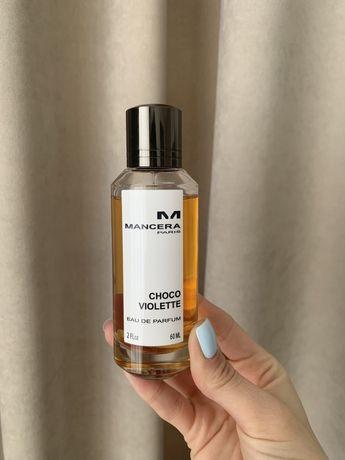 Продам духи селективные ( нишевые) Mancera-Choco Violette