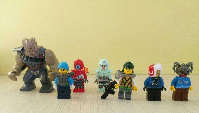 LEGO Лего бу 600 грн за 9 кг