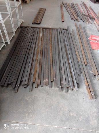 Płaskowniki stalowe na odrodzenie 180-200cm