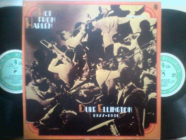 2 Lp Jazz Duke Ellington – Hot From Harlem 1927-1930 UK пластинка