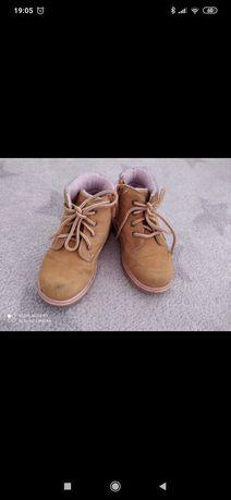 Buty dziewczęce trzewiki fila 24
