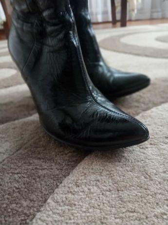 Продам чоботи шкіряні 37 розмір / Пропонуйте свою ціну.