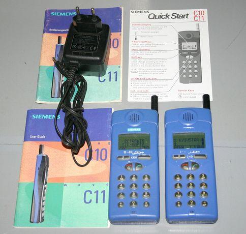 Телефон Siemens C10D из Германии