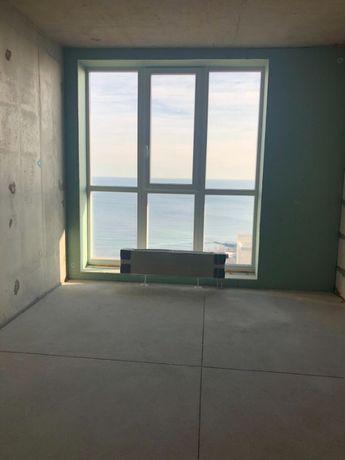 (А) Квартира-студия НА МОРЕ! Пляж в 50 метрах! Беспроцентная рассрочка