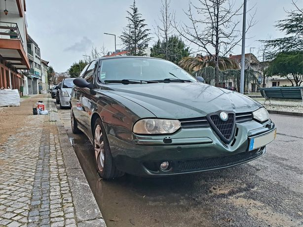 Alfa Romeo 156 GPL