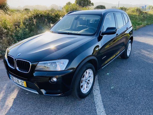 BMW X3 2.0D XDrive 183cv Nacional