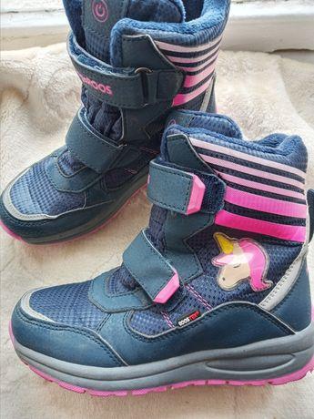 Ботинки зимние фирменные 30 размер