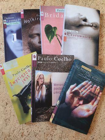 Książki autora Paulo Coelho 7 sztuk