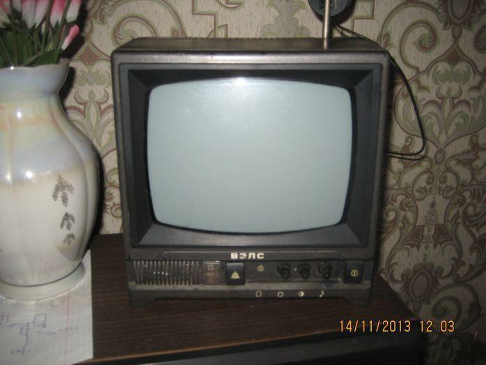Малогабаритные чёрно-белые телевизоры