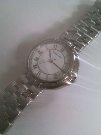 Швейцарские наручные часы CARVEN Paris или ОБМЕН на велосипед стиралку
