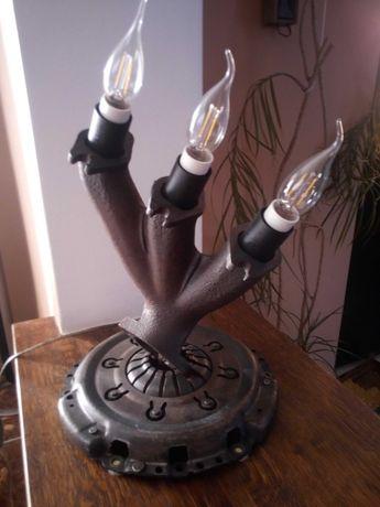 Lampy loft industrial rękodzieło