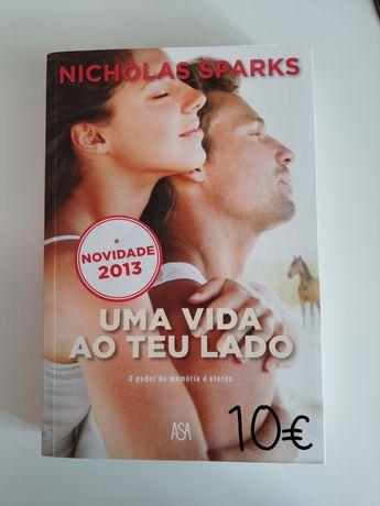 Nicholas Sparks - Uma Vida a teu Lado