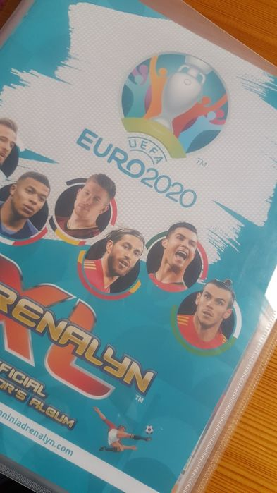 Panini Euro 20 20 Limited Edition Bydgoszcz - image 1