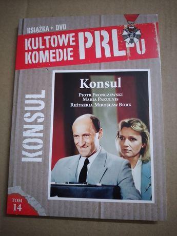 Film Konsul na dvd