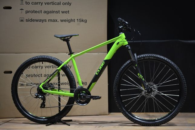 Велосипед CUBE Aim Pro 2021 / не Trek Giant Pride Merida Scott