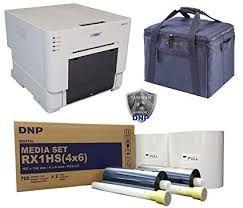 фотопапір DNP ДНП 10х15 до RX1 i RX1HS