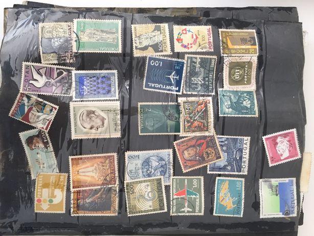 Vendo coleção se selos antigos