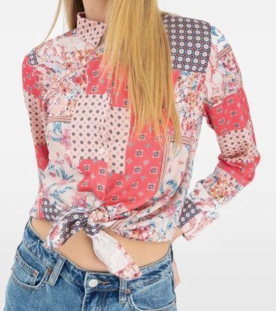 Koszula nowa patchworkowa Tally Weijl