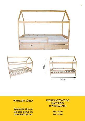 Łóżko dla dzieci * domek *andresola * trzyosobowe * producent *