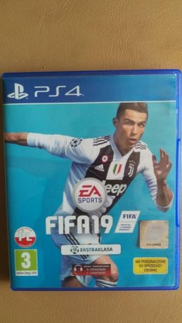 Fifa 19 PS4 PL