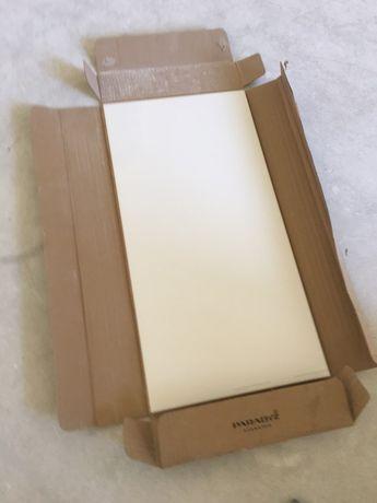 Biała płytka PARADYŻ Fiori Bianco Ściana 30x60 Gat I